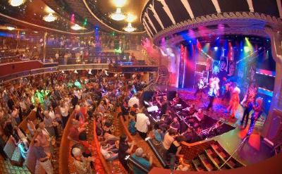 Carnival Miracle theater