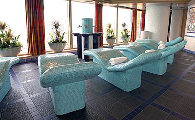 Holland America Westerdam spa